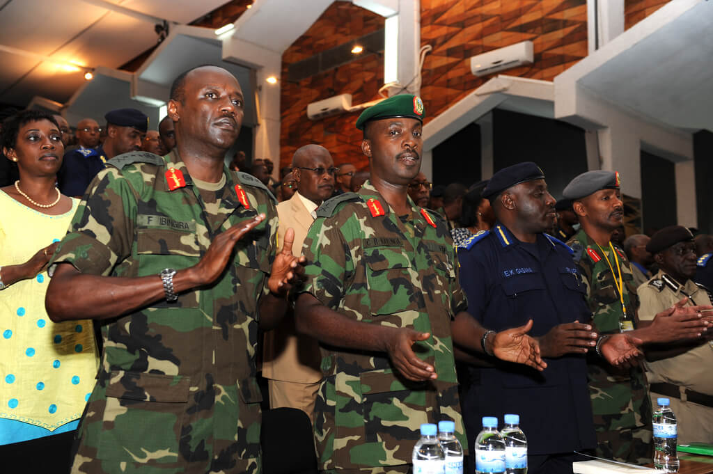 President of Rwanda